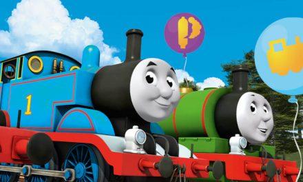 Thomas e seus amigos: aventuras de uma locomotiva
