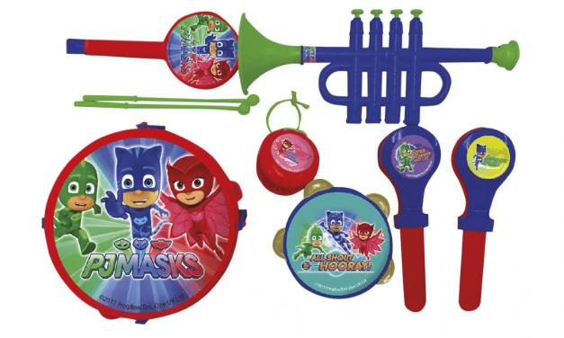 Brinquedos musicais: importância no desenvolvimento infantil
