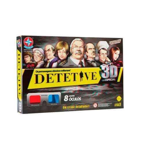 Jogo Detetive 3D