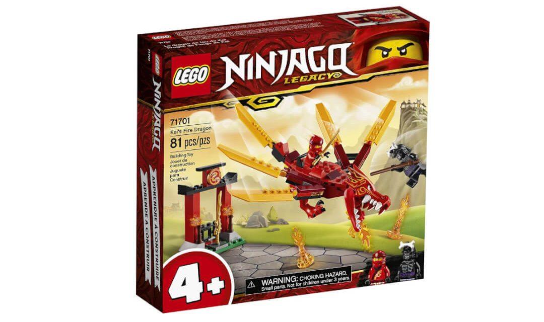 LEGO Ninjago: os melhores modelos para escolher