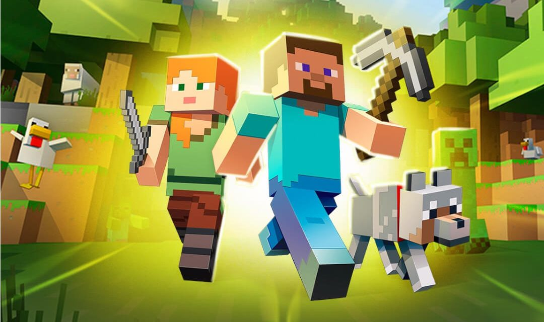 LEGO Minecraft: as 4 melhores construções