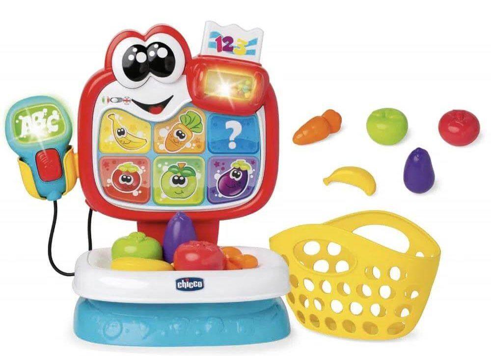 Brinquedo interativo Brinquedo de Atividades - Vendinha Bilingue