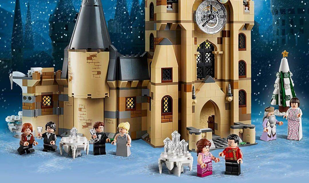 LEGO Harry Potter: as 4 melhores peças do bruxinho