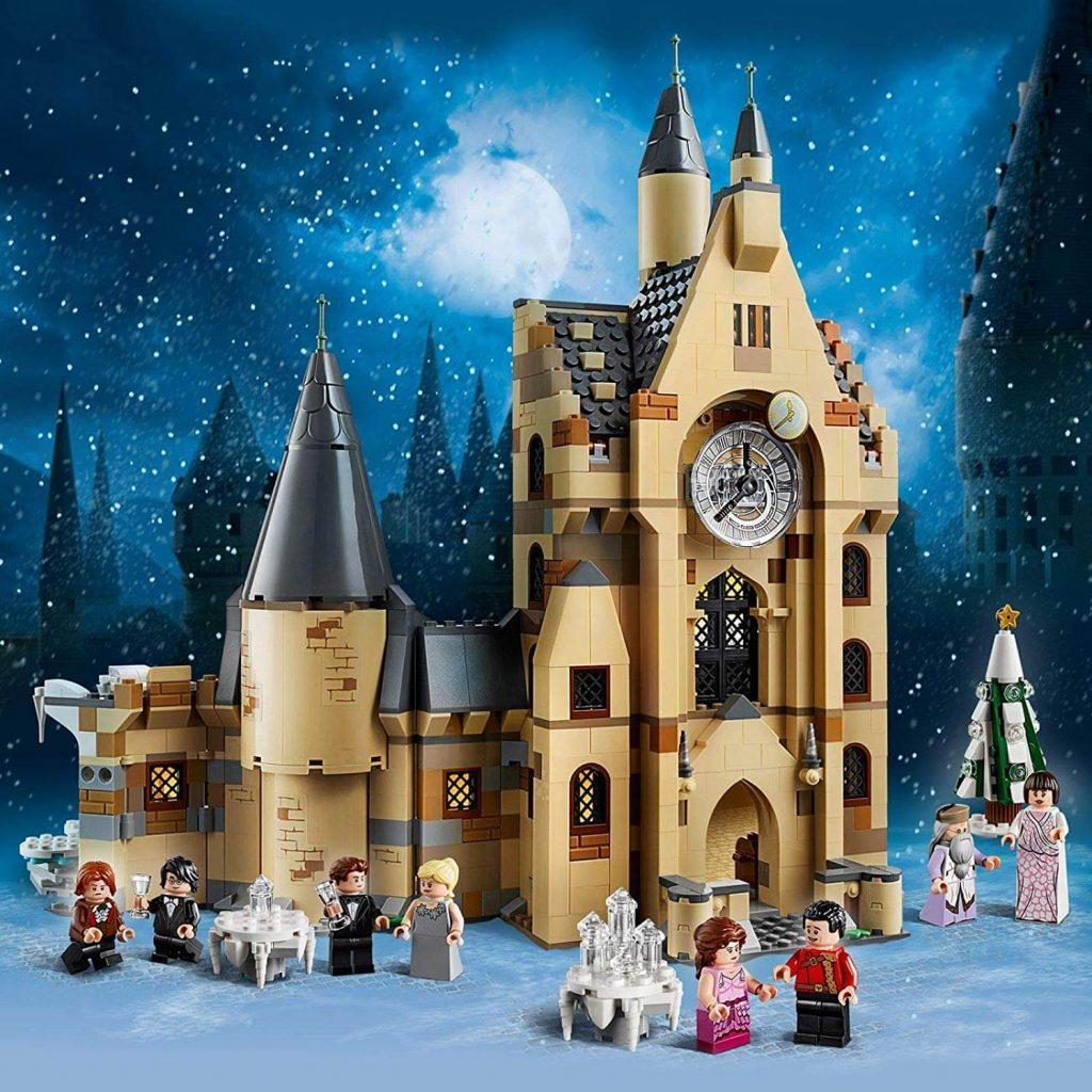 LEGO Harry Potter - Torre do Relógio de Hogwarts