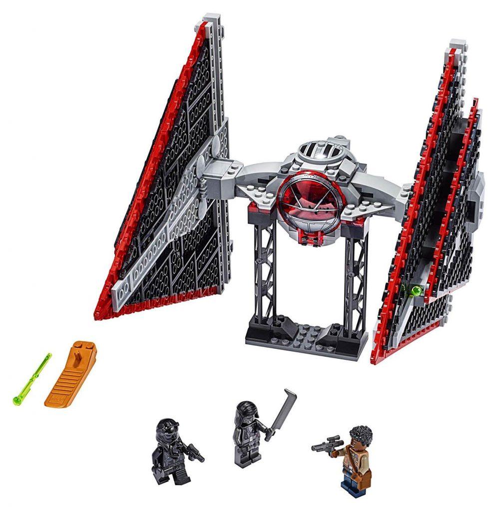 LEGO Star Wars - Tie Fighter Sith para crianças acima de 9 anos com 470 peças