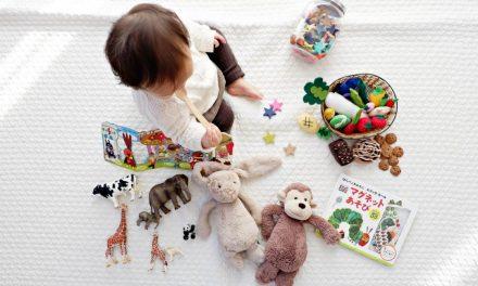 7 dicas de como escolher brinquedos para bebe seguros?