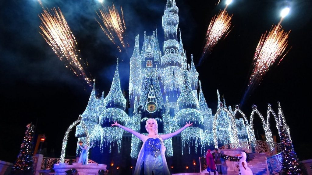 Disney no Natal