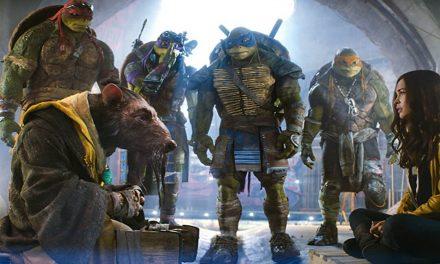 Você sabe quem são as Tartarugas Ninja?