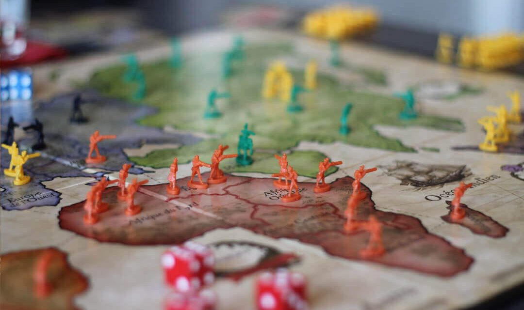 Jogo de tabuleiro War: a história e o legado dele