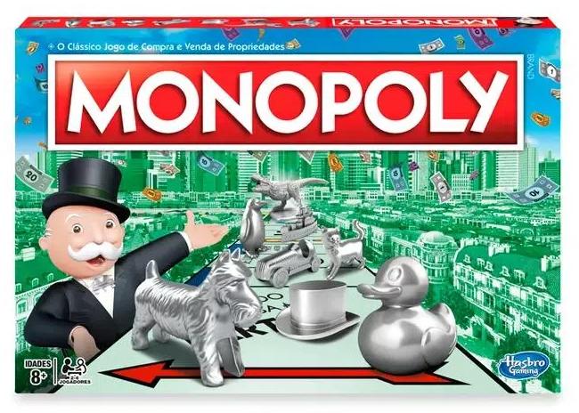 jogo de tabuleiro Monopolyjogo de tabuleiro Monopoly