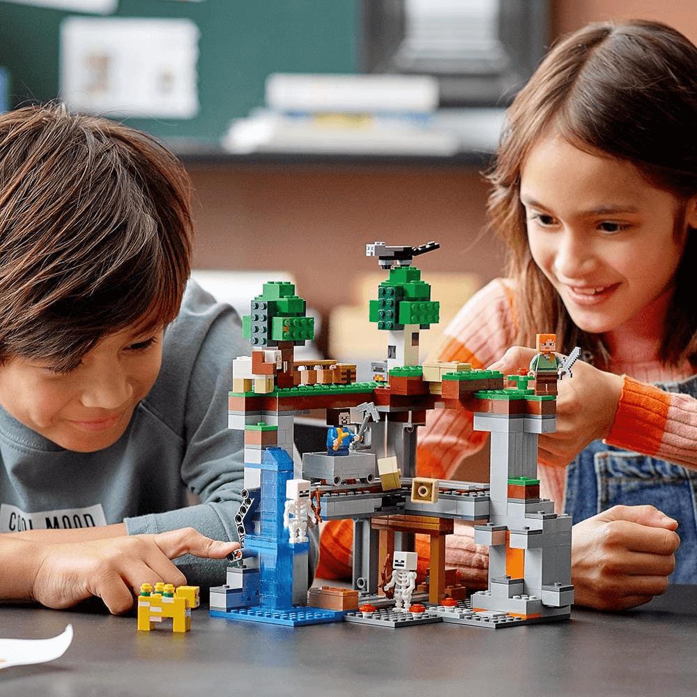 LEGO® Minecraft - A Primeira Aventura